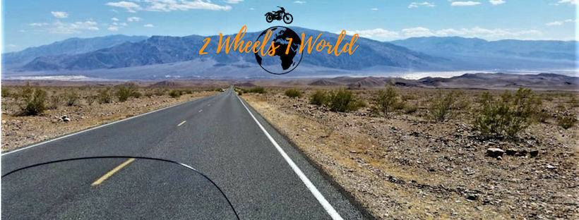 2 Wheels 1 World